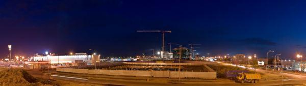 Как правильно фотографировать ночью panorama